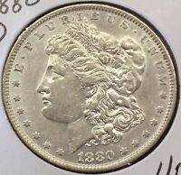 1880 O MORGAN SILVER DOLLAR ORIGINAL COIN   OVER 5800 ITEMS   SC001