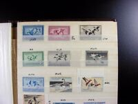 COLLECTION OF U.S. DUCK STAMPS, HUNTING PERMITS AND SHOW CARDS G433
