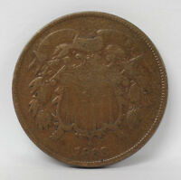 1868-P TWO CENT PIECE G01262115G