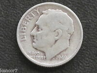1949 S ROOSEVELT DIME 90 SILVER U.S. COIN D4235