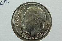 1955 D ROOSEVELT DIME MS FULL TORCH TONING