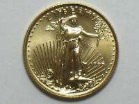 1997 $5 AMERICAN GOLD EAGLE 1/10 OZ   TENTH OUNCE AGE