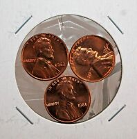NICE LOT OF 3 UNITED STATES COINS  NICE ADDITION TO YOUR COLLECTION  ..12775