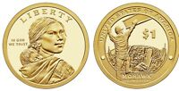 2015 P&D NATIVE AMERICAN DOLLAR MINT COIN SACAGAWEA $1.00 DOLLAR IRON WORKERS