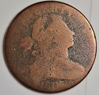 1807 LARGE CENT.  CIRCULATED.  110208