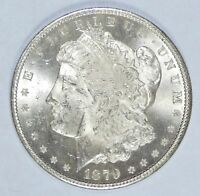 1879-S MORGAN DOLLAR  BRILLIANT UNCIRCULATED SILVER $