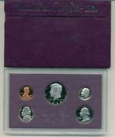 1984 S UNITED STATES PROOF SET ORIGINAL BOX