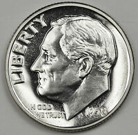 1958 ROOSEVELT DIME.  ALL ARE GEM PROOF FROM PROOF SETS.