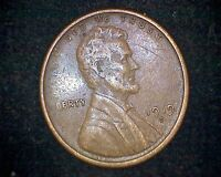 1919-S LINCOLN WHEAT CENT 12894