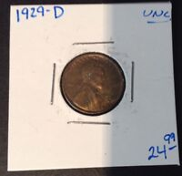 1929-D 1C LINCOLN CENT