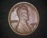 1916-S LINCOLN WHEAT CENT 12413