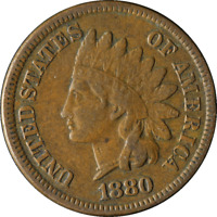 1880 INDIAN CENT GREAT DEALS FROM THE TECC BARGAIN BIN