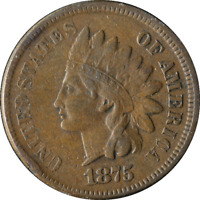 1875 INDIAN CENT GREAT DEALS FROM THE TECC BARGAIN BIN