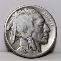 1926 5C BUFFALO NICKEL FIVE CENT OLD TYPE