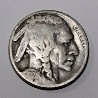 1928 S 5C BUFFALO NICKEL FIVE CENT OLD TYPE