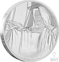 2018 STAR WARS CLASSICS : EMPEROR PALPATINE   1OZ. SILVER COIN   13TH COIN