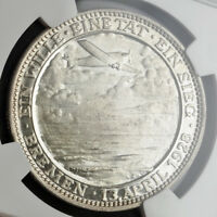 1928 GERMANY. PROOF SILVER