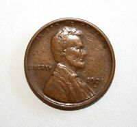 1921 S LINCOLN WHEAT BACK CENT OLD COPPER TYPE