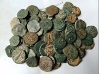 HIGH QUALITY UNCLEANED ANCIENT JUDAEA JEWISH BIBLICAL COINS PER COIN BUYING