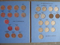 VINTAGE CANADA COLLECTION  5 CENT 1922 TO 1960 INCLUDE 1925