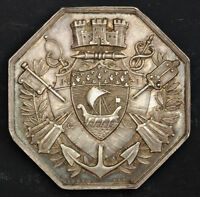 1878 FRANCE  3RD REPUBLIC . LARGE SILVER