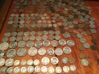 HUGE 327 U.S. COINS LOT HOARDERS STASH SILVER INDIAN HEADS M