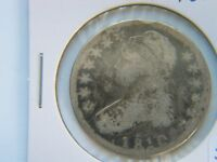 1810 CAPPED BUST HALF DOLLAR EARLY TYPE COIN