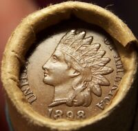 3 CENT NICKEL/1898 INDIAN HEAD CENT GREAT END COINS ANTIQUE