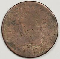 1810 HALF CENT.  CIRCULATED.  102763