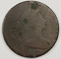 1800 LARGE CENT.  CIRCULATED.  115488