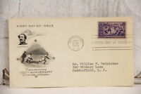 1939 COOPERSTOWN FIRST DAY ISSUE 100TH ANNIVERSARY OF BASEBALL DOUBLEDAY STAMP