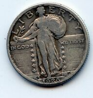 1926-D STANDING LIBERTY QUARTER SEE PROMO