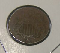 1872 SHIELD NICKEL NO RAYS GOOD CONDITION  COLLECTIBLE, GETTING HARDER TO FIND