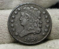 1826 CLASSIC HEAD HALF CENT -  COIN, KEY DATE, ONLY 234,000 MINTED 8095