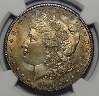 1889-CC NGC MINT STATE 62 MORGAN DOLLAR