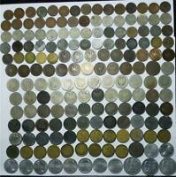 MIXED LOT OF GERMAN COINS 1862 1936 PFENNIG 500 MARK 170 PIE