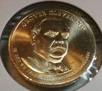 2012 GROVER CLEVELAND FIRST TERM PRESIDENTIAL P DOLLAR -BU - UNCIRCULATED
