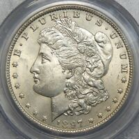 1897-O PCGS MINT STATE 62 MORGAN DOLLAR