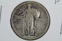 1920 STANDING LIBERTY QUARTER 91NV