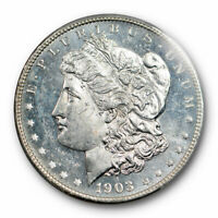 1903 O $1 MORGAN DOLLAR PCGS MINT STATE 64 PL PROOF LIKE UNCIRCULATED NEW ORLEANS MINT