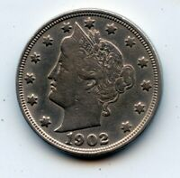 1902-P LIBERTY HEAD NICKEL SEE PROMOTION