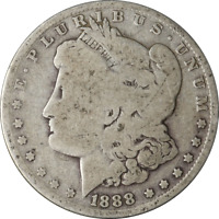 1888-O MORGAN SILVER DOLLAR - VAM 4 -HOT LIPS GREAT DEALS FROM THE EXECUTIVE COI