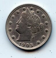 1905-P LIBERTY HEAD NICKEL SEE PROMOTION