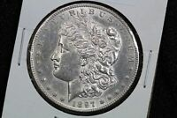 1897-S MORGAN DOLLAR 92DE