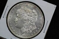 1891-S MORGAN DOLLAR AU 9PIP