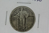 1930 UNITED STATES STANDING LIBERTY SILVER QUARTER $0.25