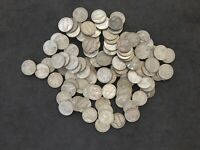 100 SILVER WAR NICKELS 1942 1945 35  SILVER $5 FACE VALUE 27