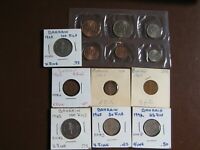 BAHRAIN 13 COINS INCLUDING MINT SET GREAT ADDITION TO YOUR COLLECTION