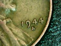 1945 S LINCOLN WHEAT CENT