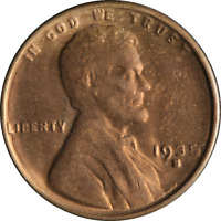 1935-S LINCOLN CENT GREAT DEALS FROM THE EXECUTIVE COIN COMPANY - BBSC21785